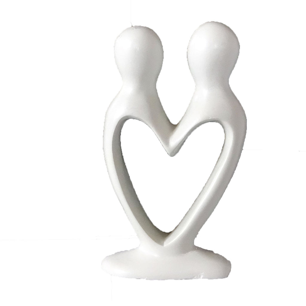 Natural 2 Lovers Statue