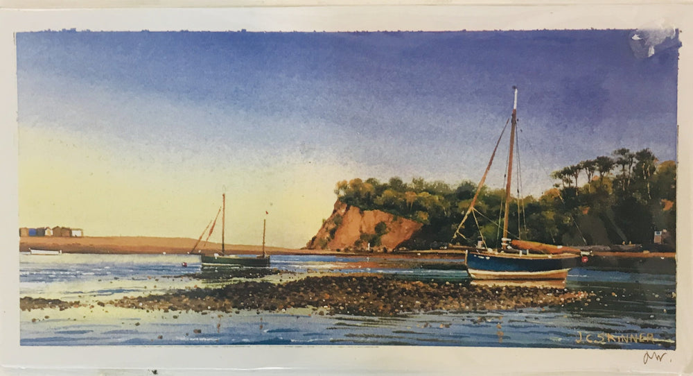 Load image into Gallery viewer, The Shaldon Ness Print