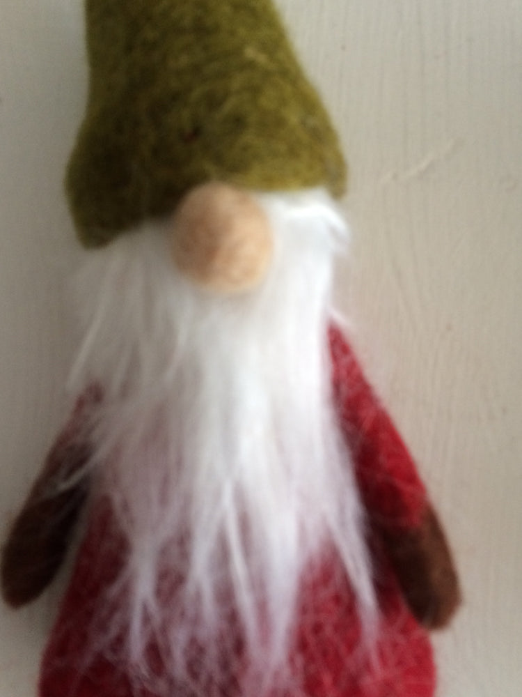 Load image into Gallery viewer, Christmas Gnome Hanging Decoration