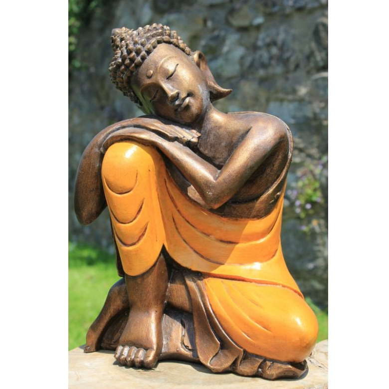 Resting Thai Buddha Ornament