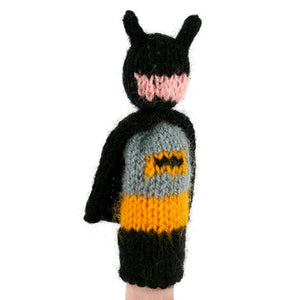 Load image into Gallery viewer, Batman Finger Puppet