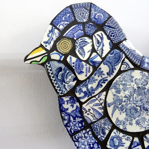 Load image into Gallery viewer, Mosaic Blue Bird