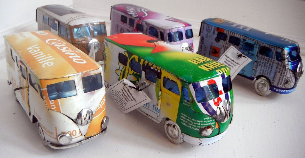 Kapoaka made VW Campervan Model