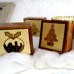 Load image into Gallery viewer, Christmas Secret Boxes