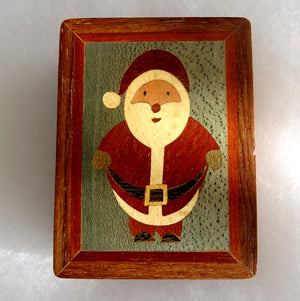 Load image into Gallery viewer, Santa Secret Box