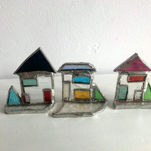 Glass House Ornaments