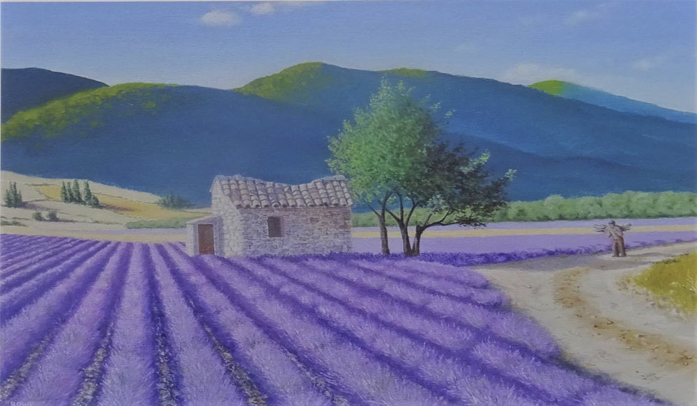 Good Morning Provence Painting