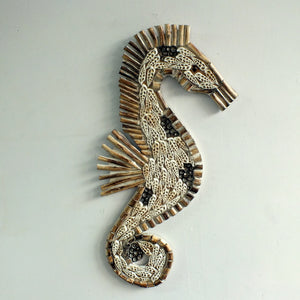 Hanging Seahorse Ornament