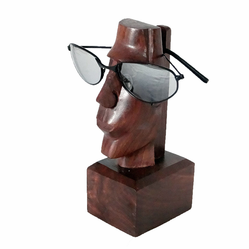 Moai Spectacle Stand