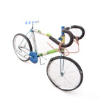 Eco-Friendly Racing Bike Ornament