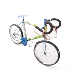 Load image into Gallery viewer, Eco-Friendly Racing Bike Ornament