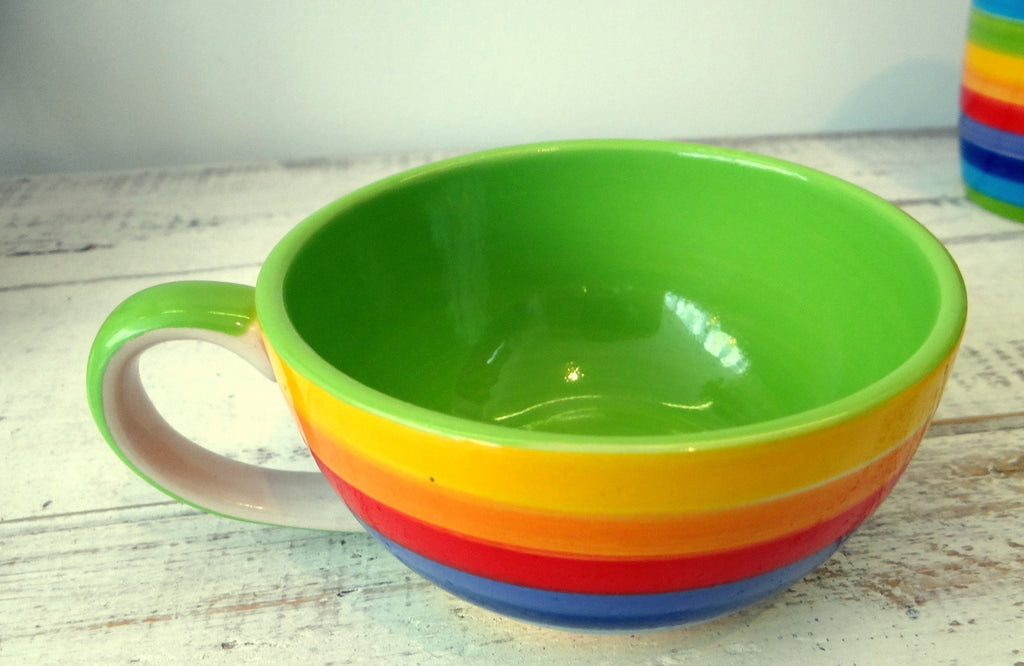 Detachable Rainbow Cup