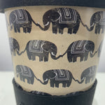Elephants Reusable Mug