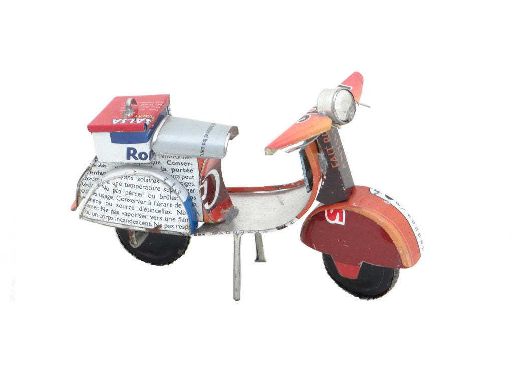 Metal Scooter Model