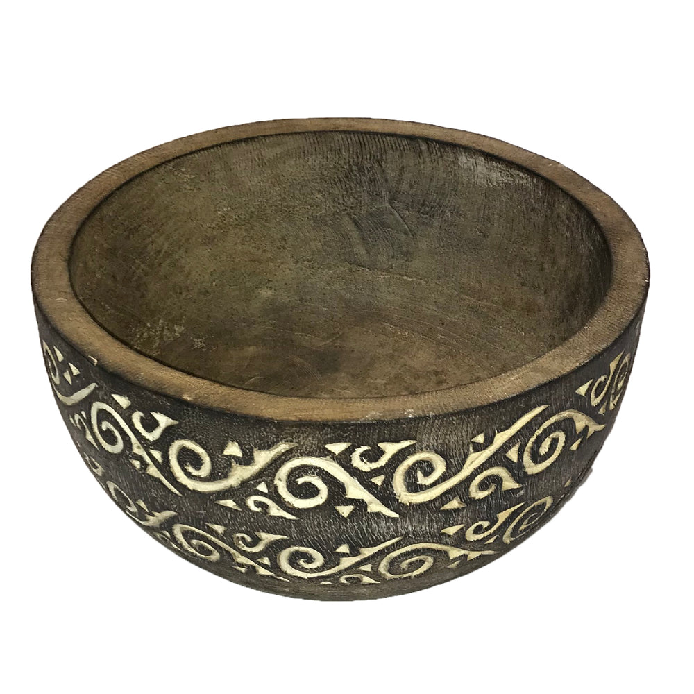 Load image into Gallery viewer, Sumba Wooden Bowl