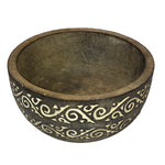 Sumba Wooden Bowl