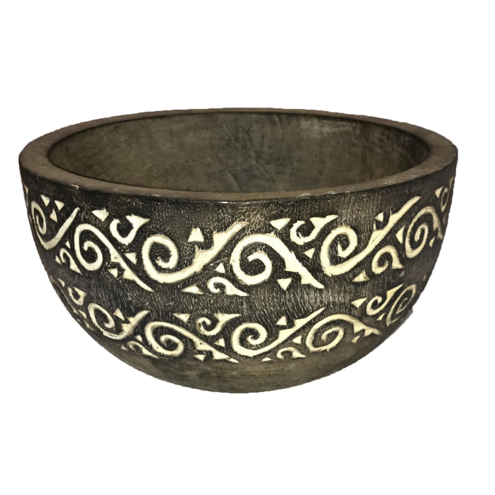 Load image into Gallery viewer, Fair Trade Sumba Bowl handmade in Bali