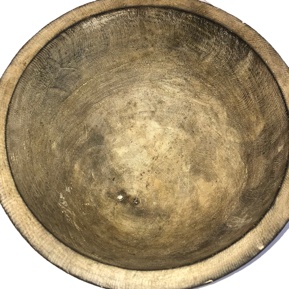 Inside Sumba Wooden Bowl