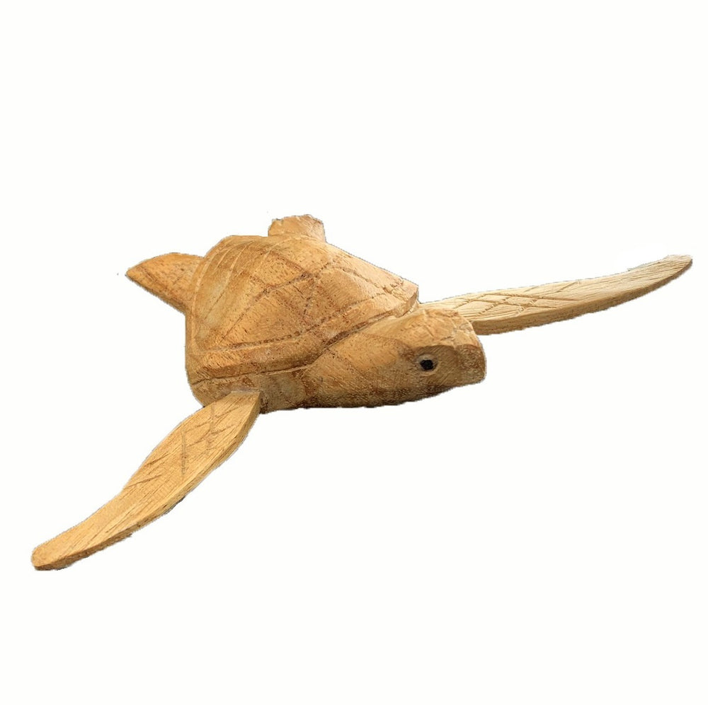 A Wooden Turtle