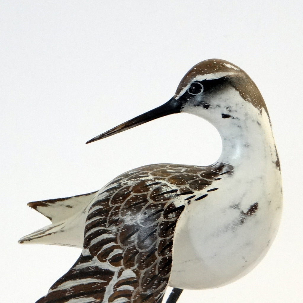 Wooden Godwit Ornament