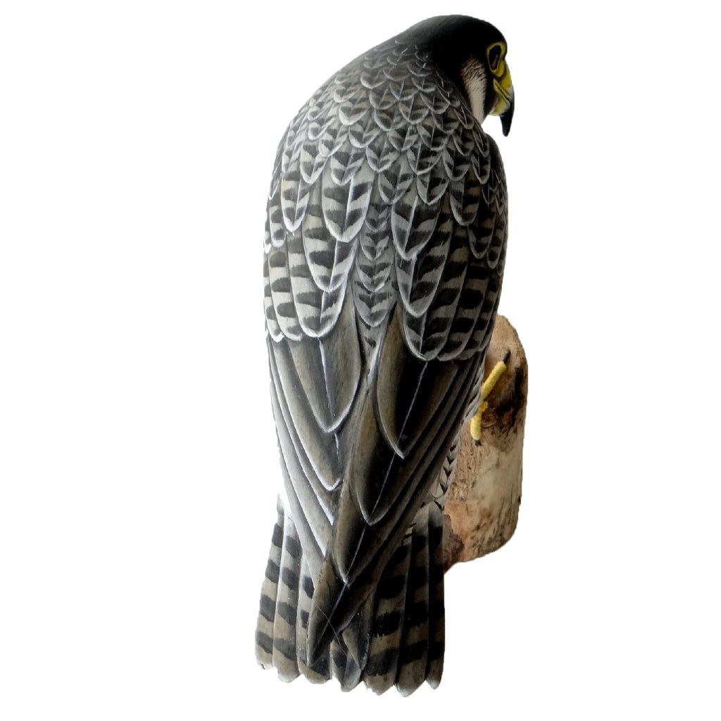 Peregrine Falcon Bird Model