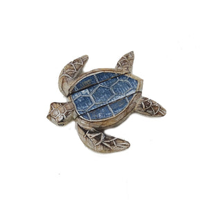 Load image into Gallery viewer, Wooden Turtle