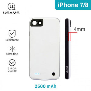 iphone 7 coque blanche