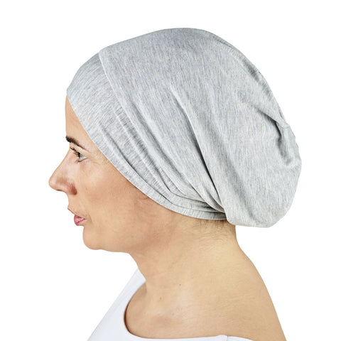 Satin Lined Sleeping Cap