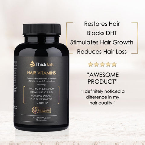 Hair Growth Vitamins