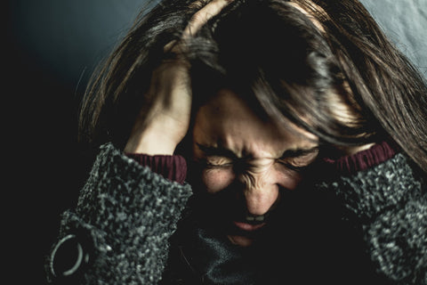 How stress leads to hair loss problems