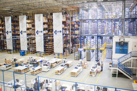 ThickTails warehouse operations