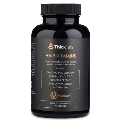 Hair Growth Vitamins for Women by ThickTails