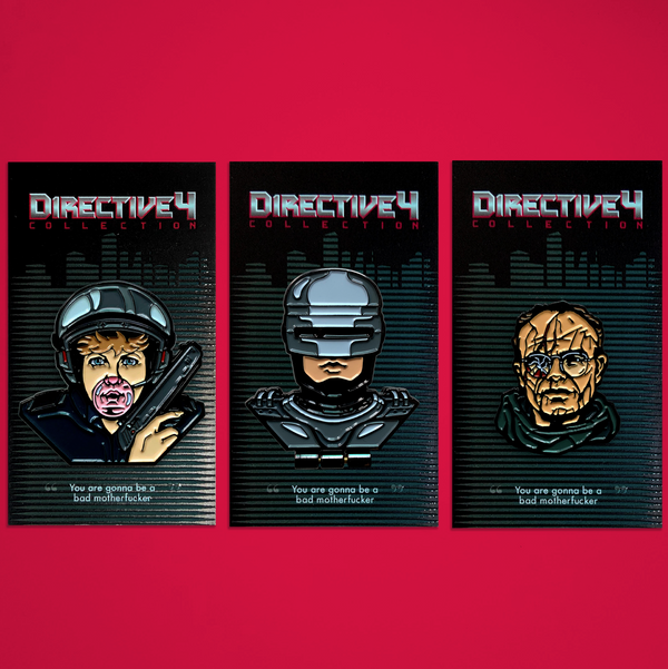 Directive 4 – 3 Pin Pack