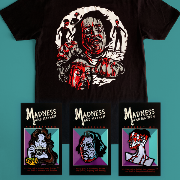 Madness and Mayhem Collection