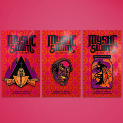 Mystic Swim – 3 Pin Pack