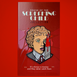 "House of the Screaming Child - ""Child"" Enamel Pin"