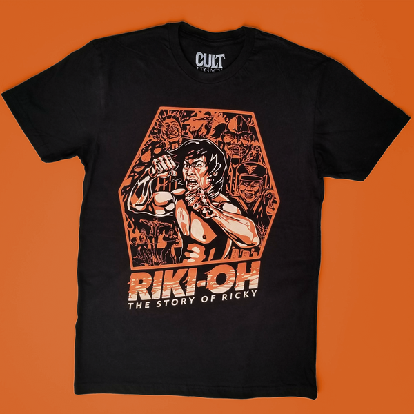 Riki-Oh: The Story of Ricky T-Shirt