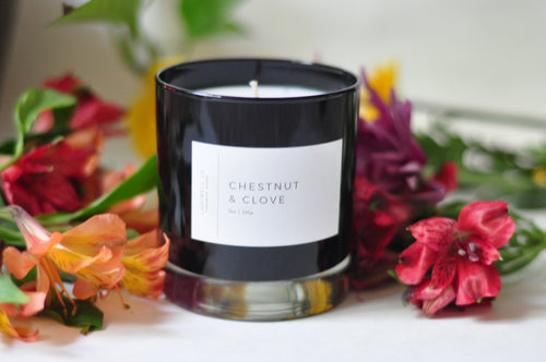 Chestnut & Clove Candle
