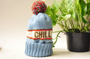 Chill Out Knit Hat