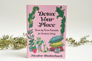 Detox Your Place Book