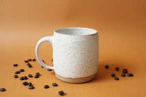 Speckled Mug Straight Cylinder
