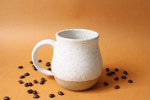 Speckled Curvy Mug
