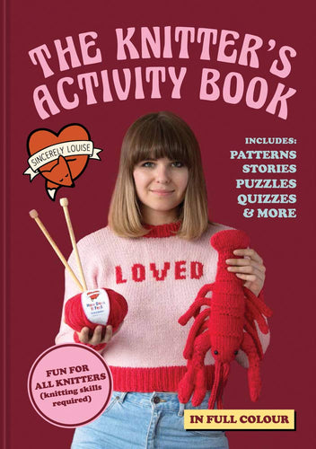 The Knitter's Activity Book (Hard Cover)