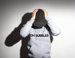 Oh Bubbles Hoodie (For Female)