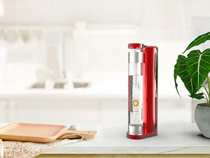 Sparkling drink Maker - Ruby Red