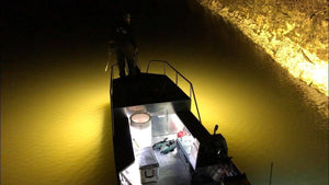 Bowfishing Lighting Series, Part 1: AC vs. DC