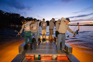 So, you want to be a bowfishing guide... now what?