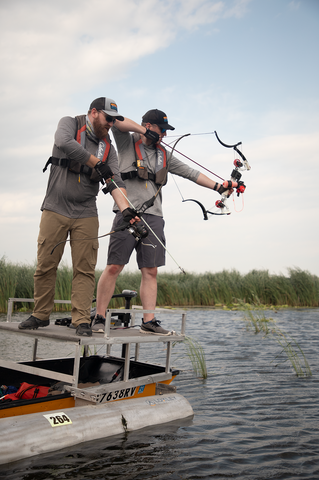 What is Bowfishing?