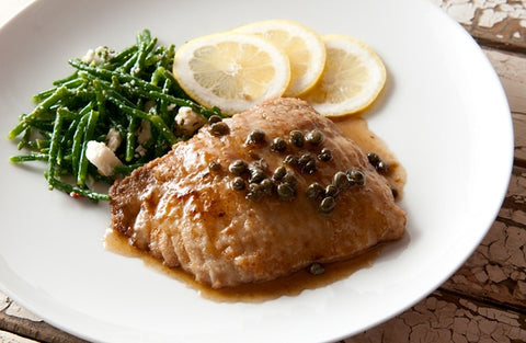 Bat Ray with Brown Butter Recipe