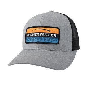 Archer Angler Snapback Hat Hat Loxley Bowfishing